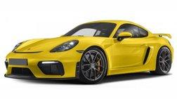 2021 Porsche 718 Cayman T