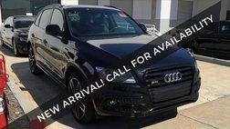 2017 Audi SQ5 3.0T quattro Prestige