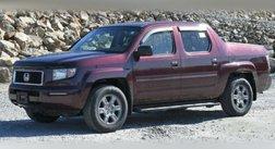 2008 Honda Ridgeline RTX