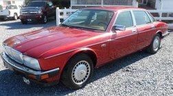 1992 Jaguar XJ-Series XJ6 Vanden Plas