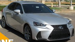 2017 Lexus IS 200t Base