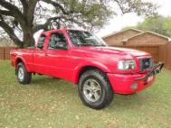 2004 Ford Ranger Tremor