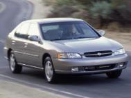 1999 Nissan Altima GLE