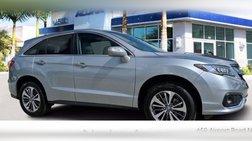 2018 Acura RDX w/Advance