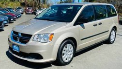 2014 Dodge Grand Caravan American Value Pack