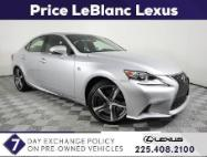 2016 Lexus IS 350 Base