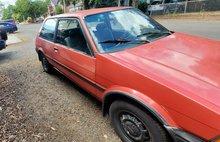 1987 Toyota Corolla FX