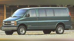 1999 Chevrolet Express Base