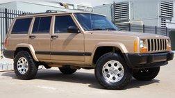 1999 Jeep Cherokee Classic
