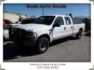 2004 Ford F-250 Lariat Crew Cab Long Bed 4WD