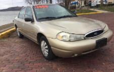 2000 Ford Contour SE