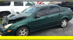 2000 Ford Focus Sony Limited