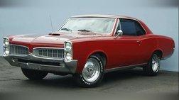 1967 Pontiac Hardtop
