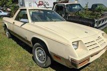 1982 Dodge Rampage Base