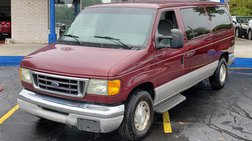 2003 Ford E-Series Wagon E-150 XL