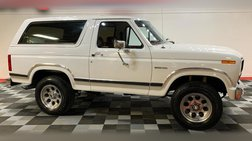 1984 Ford Bronco 4WD