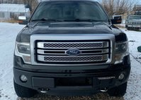 2013 Ford F-150 Platinum