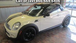 2014 MINI Coupe Cooper
