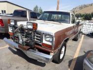 1984 Dodge RAM 250 Base