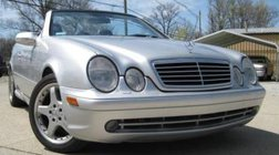 2002 Mercedes-Benz CLK-Class CLK 55 AMG