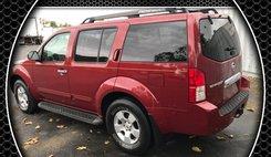 2007 Nissan Pathfinder 2WD 4dr V6 SE