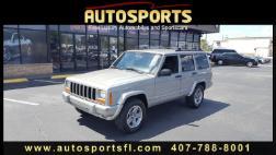 2000 Jeep Cherokee Classic