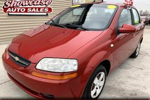 2006 Chevrolet Aveo Special Value