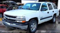 2000 Chevrolet Tahoe LS