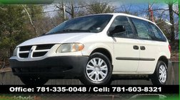 2003 Dodge Caravan CV Van