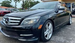 2011 Mercedes-Benz C-Class C 300 4MATIC Sport Sedan 4D