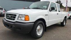 2002 Ford Ranger 4D Extended Cab