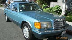 1991 Mercedes-Benz 420-Class 420 SEL