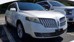 2012 Lincoln MKT EcoBoost