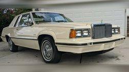 1982 Mercury Cougar XR7 LS