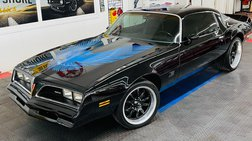 1978 Pontiac Firebird - HIGH QUALITY BODY AND PAINT - GREAT DRIVING CLAS