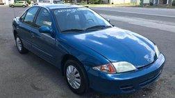2002 Chevrolet Cavalier Base