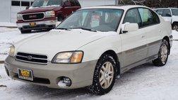 2002 Subaru Outback Limited