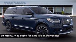 2021 Lincoln Navigator L Reserve