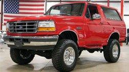1992 Ford Bronco XLT
