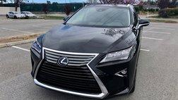 2018 Lexus RX 450h 450h