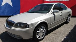 2004 Lincoln LS Sport